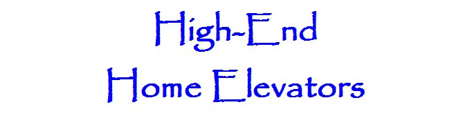 Atlanta Low end Elevators and Chattanooga Elevator by Blue Moose Elevators for Atlanta